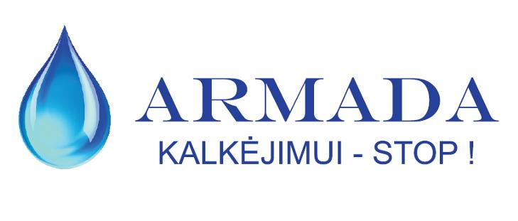 Armada - KALKĖJIMUI STOP